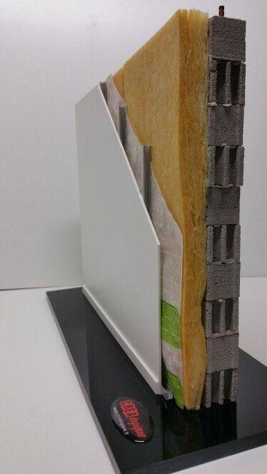 Le gris dans tous ses états, on adore ! Pour moderniser votre maison - isolation mur parpaing interieur