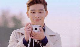 She Was Pretty | Park Seo-Joon | Hwang Jung-Eum | Kdrama | Gif