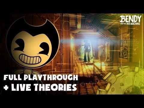 Batim Chapter 1 4 Live Theories Playthrough Superhorrorbro