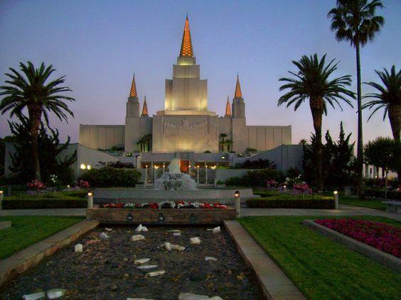 Oakland LDS Temple  Love it