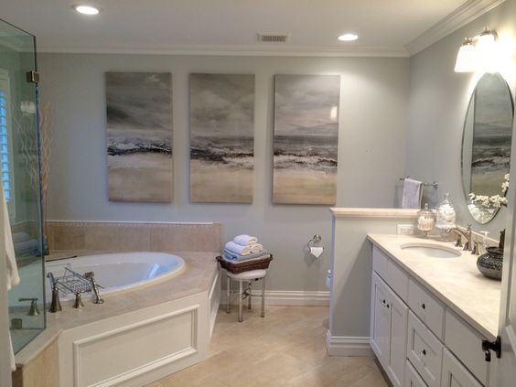 Benjamin Moore Shells And Oyster Shells On Pinterest
