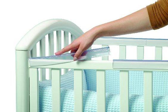 Prince Lionheart Crib Rail Teether 5205 Baby Fever