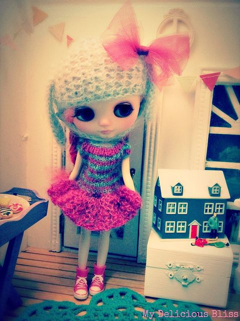 Lilli is home by My Delicious Bliss via Flickr.