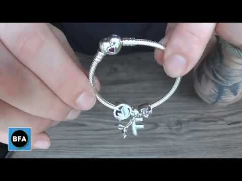 Pandora Heart Clasp Rope Bracelet Review : From Aliexpress ...