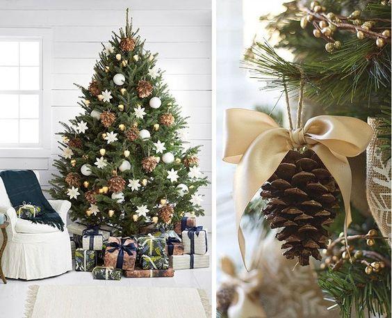 DIY: 30 idées inspirantes pour un Noel chic et lumineux decoration noel / free pattern / patron gratuit / christmas