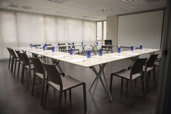 #salas de #reuniones en el Centro de Negocios @Gran Via #businesscenter