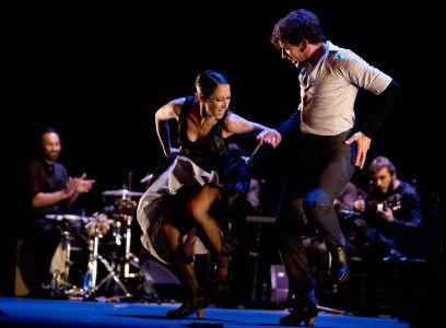 Galería de fotos. Festival Flamenco Nîmes 2015. David Coria y Ana Morales en 'Espiral'. Fotos © Jean Louis Duzert