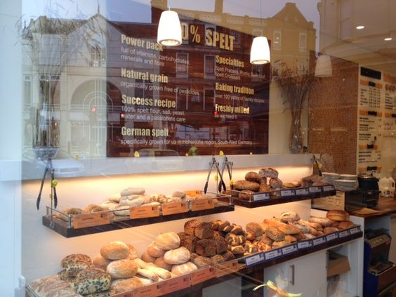 New trendy Richmond bread shop