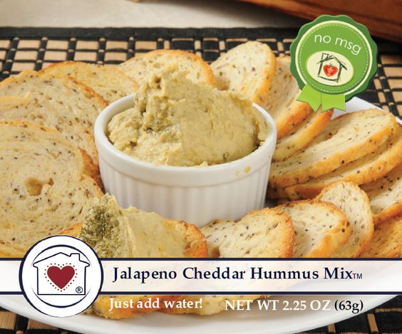 It doesn't get any easier than this... you just add water! All of our hummus…