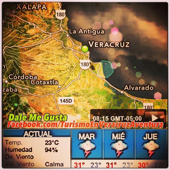 Buenos días a todos feliz #martes recuerden hidratarse este día que será caluroso en #Veracruz http://www.facebook.com/TurismoEnVeracruzAventura #Mexico