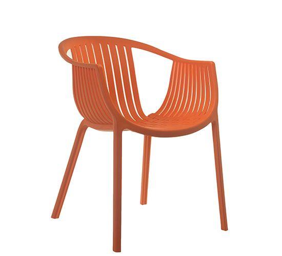 Cadeira laranja