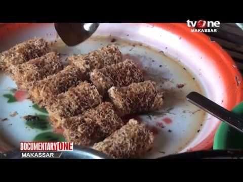 Kue Tradisional Bannang Bannang Youtube Food Beef Makassar
