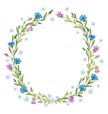 Psiu Noiva - Mais de 30 Frames Florais Para Download Grátis 24