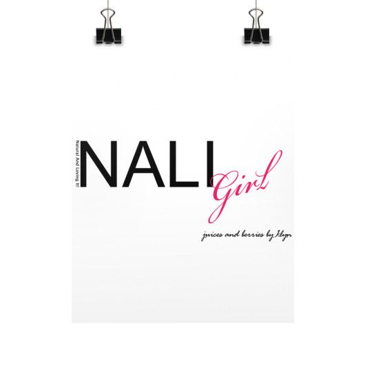 NALI girls Vertical Fine Art Prints (Posters)