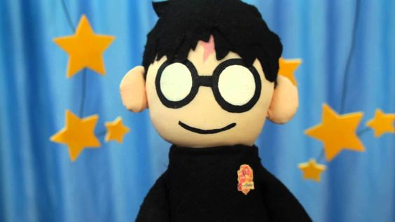 """Potter Puppet Pals Short: Magic Can Solve Any Problem. """"You mean, YOU disgust you."""" LOL"""