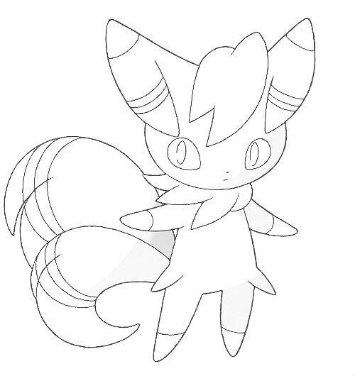 Pokemon Vulpix Coloring Pages Images Pokemon Images Vulpix Coloring Pages