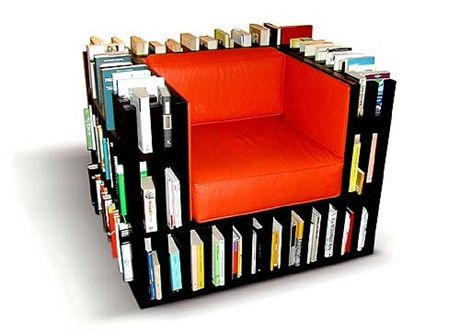 you got your library in my chair, no you got your chair in my library!