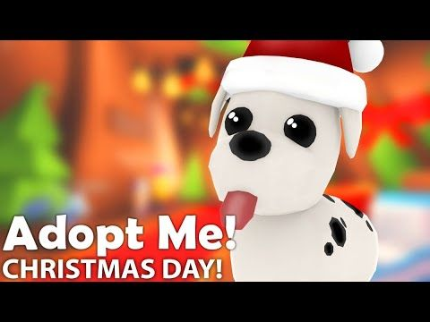 Christmas Adopt Me 2020 Pet Leaks Roblox Youtube In 2020 Roblox Gifts Pet Adoption Certificate Roblox