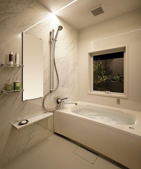 イメージ写真からバスルームを探す システムバスルーム 画像あり バスルーム バスルームの色 ユニットバスルーム