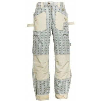 Lovely Gardening Pants with knee pads. Perfect for weeding!