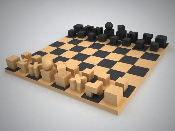 Josef Hartwig - 1924  http://deludoscachorum.blogspot.com.es/2011/09/imagery-of-chess.html