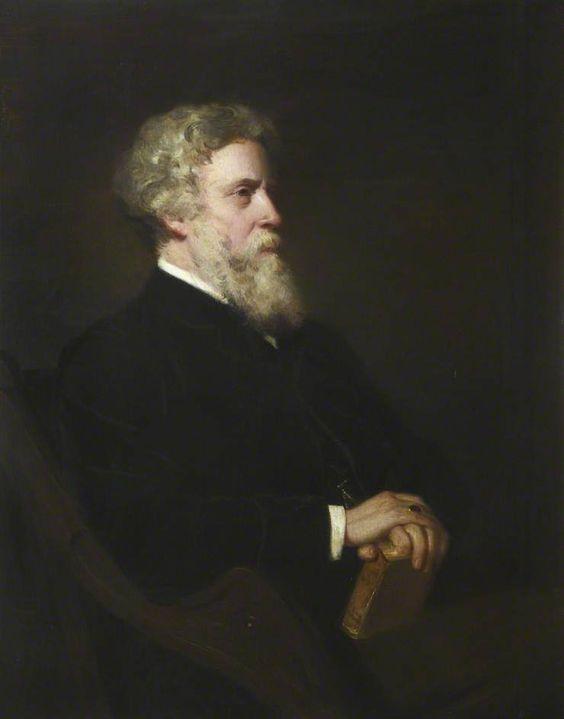 Sir Joseph Noel Paton (1821–1901)  by Robert Inerarity Herdman