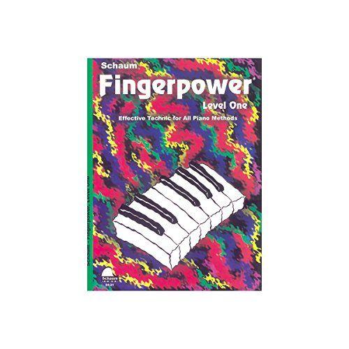 Schaum Fingerpower, Level One null http://www.amazon.com/dp/B003J2WYJ6/ref=cm_sw_r_pi_dp_iGUevb0ZBJK7X