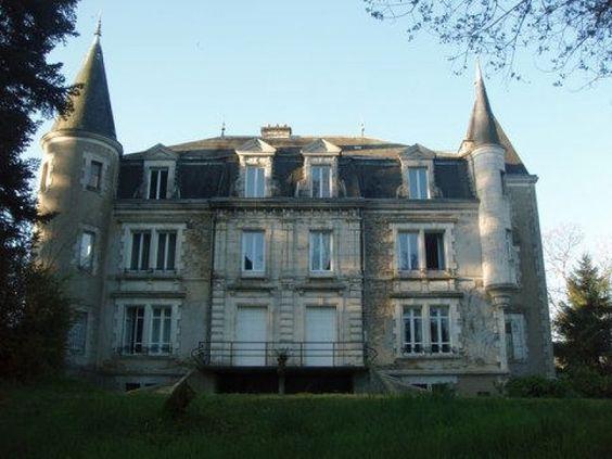 Brive Uzerche Limoges - château XIXème