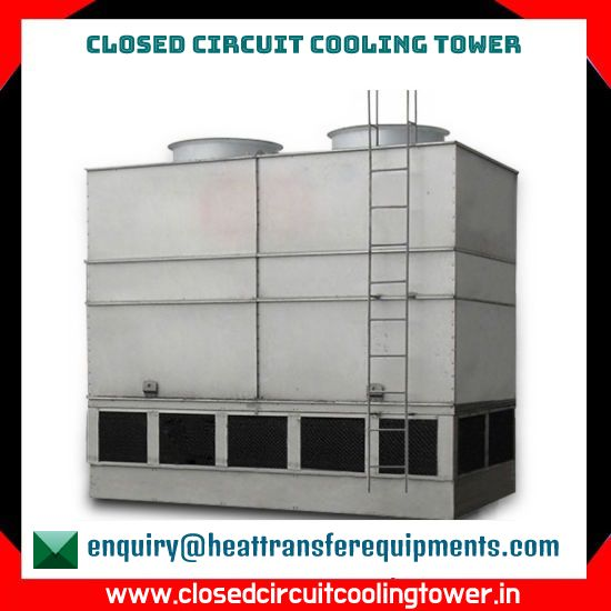 Closed Circuit Cooling Tower Closed Loop Cooling Tower Operates