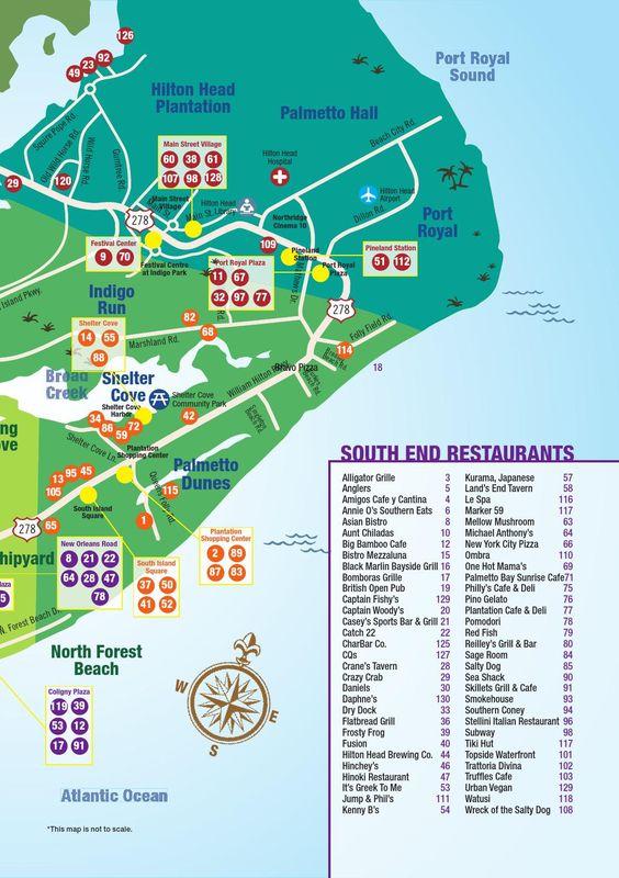 ISSUU - Fork & Fun Hilton Head by Hilton Head Monthly