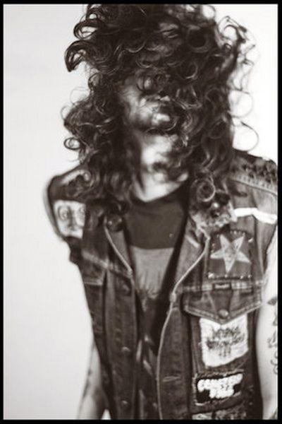 Flavorwire » Spirited Photos of Heavy Metal Fans