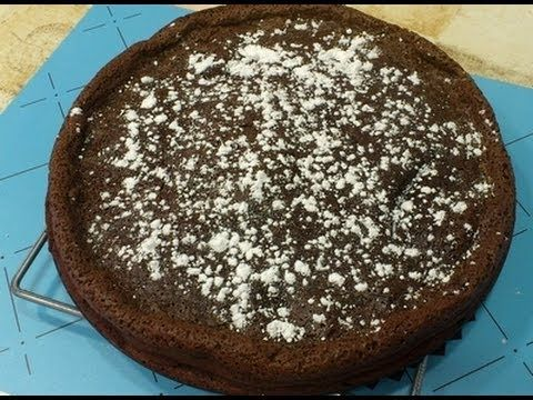 Receta Pastel Cremoso de Chocolate