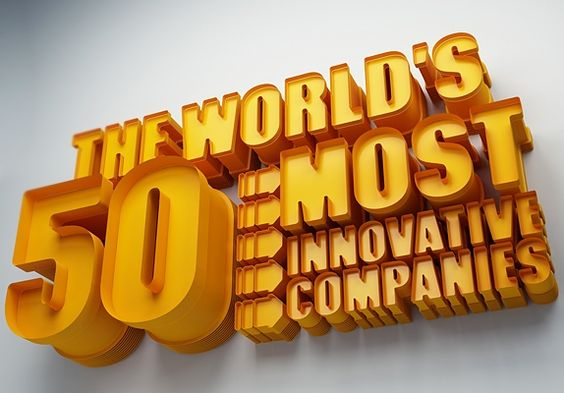 The 50 Most Innovative Companies of 2012
