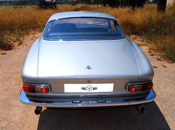 Maserati 5000 GT Coupé by Bertone (1961)