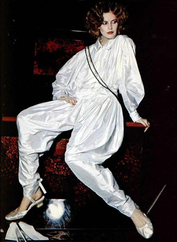 Kenzo 1978. Image via Pinterest.