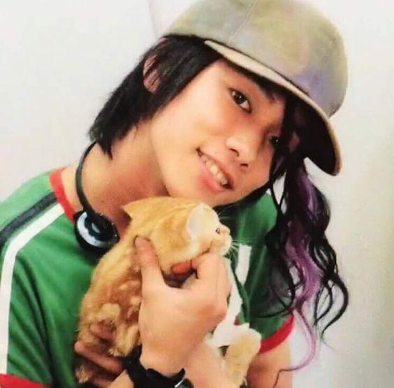 仮面ライダー電王猫と良太郎