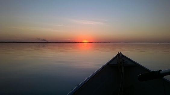 por do sol pescaria Ubarana SP foto: K/P