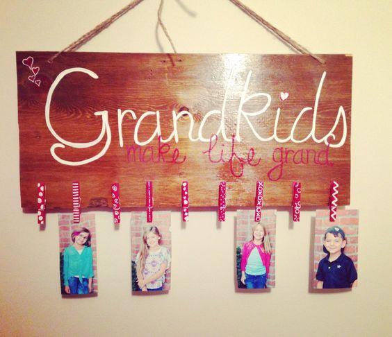 Grandkids make life grand. by ATrueLovesCreations on Etsy