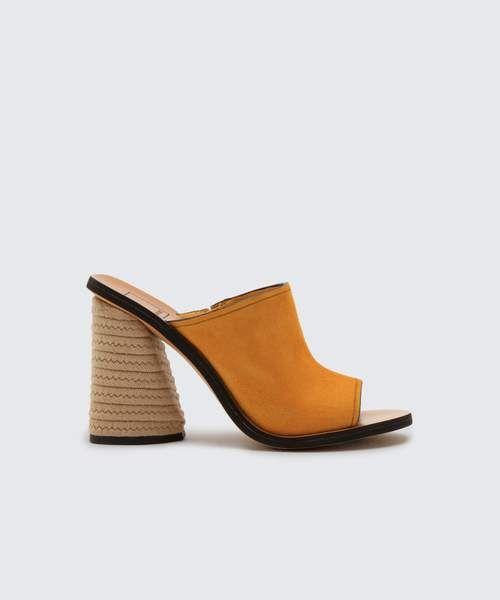 ALBA heels honey | Cute shoes boots