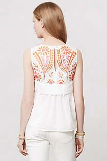 Anthropologie - Daisy Top