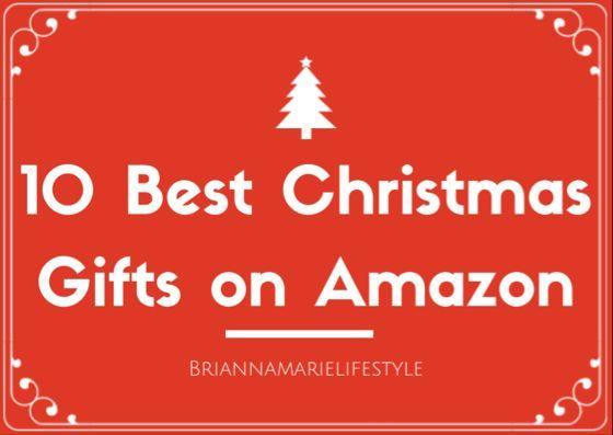 10 Best Christmas Gifts On Amazon Amazon Christmas Gifts Online Christmas Gifts Best Christmas Gifts