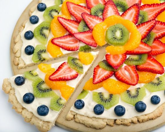 Fun and #healthy #desserts you can make with your #kids!
