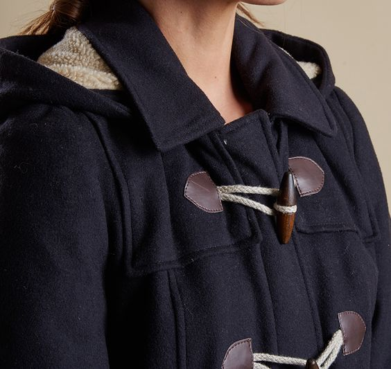 Barbour Mission Duffle Coat | Barbour Lifestyle | Womens | Barbour