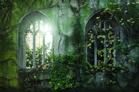 Derelict and Abandoned Places Captured by James Charlick