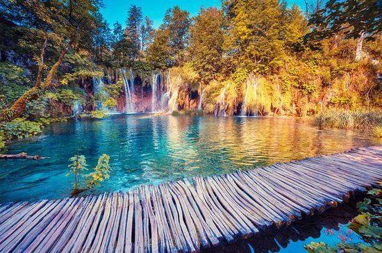 Plitvice Lakes And Rastoke Full Day Plitvice Lakes Plitvice Lakes National Park National Parks