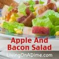 Apple And Bacon Salad Recipe