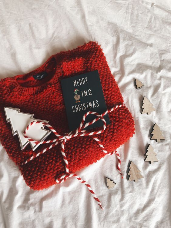 Christmas, Hygge, Jumper, Cosy