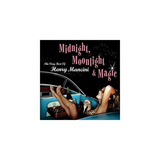 Henry Mancini - Midnight, Moonlight & Magic: The Very Best of Henry Mancini (CD)