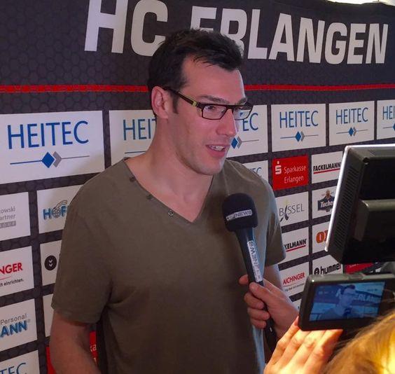 Der fränkische Bundesligist und Erstliga-Aufsteiger HC Erlangen konnte die Verpflichtung von Isaias Guardiola vom Top-Club Veszprem bekanntgeben... www.hc-erlangen.de #hbl #erlangen #hce #handball #hlstudios #einteameinziel #wirkommenwieder