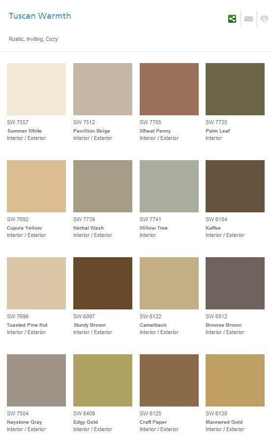 Warm Wall Colors Unique Best 25 Warm Paint Colors Ideas On Pinterest  Interior Paint Inspiration